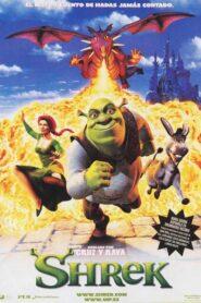 Shrek1latino poster