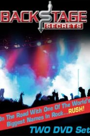 Backstage secrets on the road with the rock band rush 102183 poster.jpg