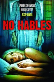 No hables 107316 poster.jpg